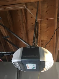 Garage door opener installation Milton