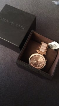 Michael Kors KLOKKE ROSE GOLD