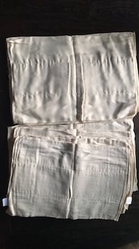 Cloth diapers - Prefolds