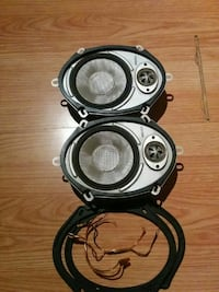 2-way speakers 170w 5x7 Rigaud, J0P 1P0