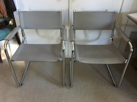 Mid century modern Cantilever Chairs (open to offers)