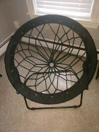 Bunjo Bungee Chair Black