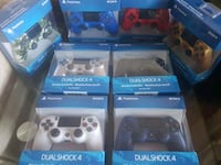 Brand New Sony Playstation 4 Controllers Sealed Toronto, M1J 1G3