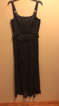 Black Jessica McClintock Dress New York, 11358