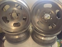 Mag wheels for Ford or old Dodge Mesa, 85212
