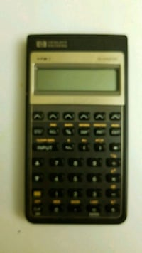 Hewlett Packard 17B ll Business Calculator  Toronto, M5J 1A7