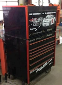 Tractor trade ,Snap on NASCAR Limited Edition tool box Sell /Trade