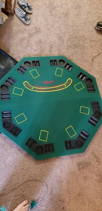 Poker Table. Brand new unused table top!
