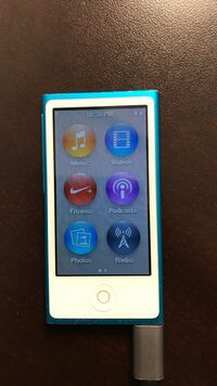 iPod nano 7th Gen.   Kitchener, N2K 1L7