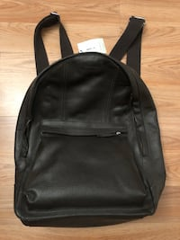 Cole Haan Leather Backpack! NWT Marlborough, 01752
