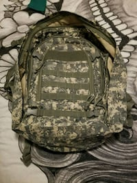 black and brown camouflage backpack Newport News, 23604