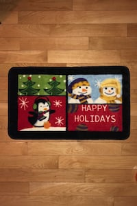 Brand New Holiday Rug