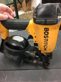 Bostich coil roofing nail gun Langley, V3A 2G5