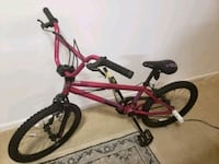 red and black BMX bike Alexandria, 22304