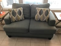 For sale, Moving Sale Sofa and Love Seat with Decorating Pillows. Jacksonville, 32218
