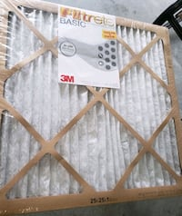 New Home Air Filters