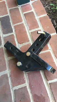 Tractor or Truck Pulling Hitch