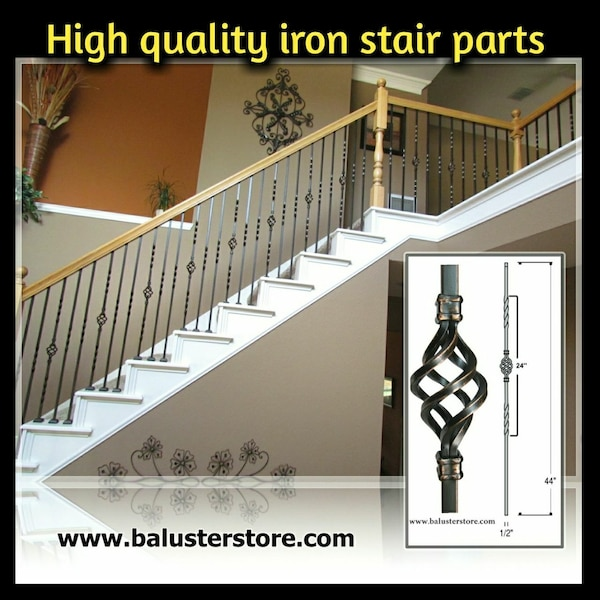 Used Iron stair parts for sale in Tampa - letgo