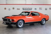 1970 Ford Mustang Mach 1 No trim field Benicia