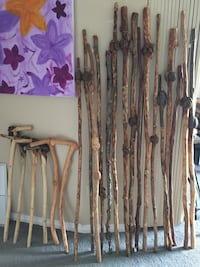 Walking sticks and canes from Yukon Edmonton, T5H 4E7
