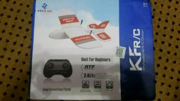 Rc Airplane RTF New