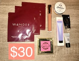 Make up and skincare lot