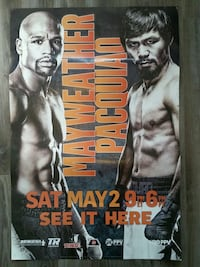 Mayweather Paquiao  St. Catharines, L2R 3M2