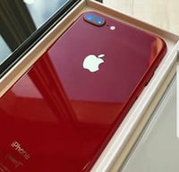 Red iPhone 8plus for sale  Denver