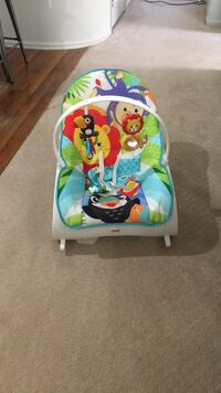 fisher price baby chair Cherry Hill, 08003
