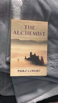 The alchemist book Surrey, V3R 5Y1