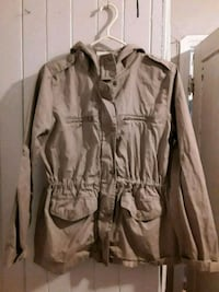 gray zip-up jacket Winnipeg, R2W 5A7