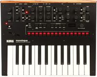 Korg Monologue Mono Analogue Synthesizers 9/10 condition (price is firm)