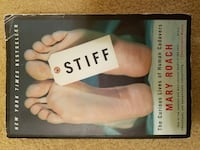 Stiff by Mary Roach Herndon, 20170