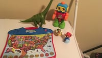 learning tablet and plastic toy Tacoma, 98444