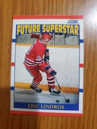 Eric lindros score future superstar rookie card 440 Richmond Hill, L4S 1R3