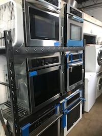 Single wall oven electric 27in new Frigidaire 6 months warranty