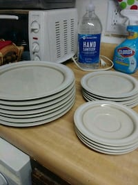 7 big dishes 5 medium 4 small and 2 cups Baltimore, 21239