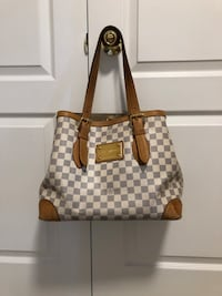 Louis Vuitton Damier Azur Hampstead MM Brampton, L6Z 4N8