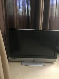 Black and gray flat screen tv New Franklin, 44319