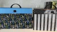 Brand new file organizers $8 each. I only have the blue one left. Toronto, M8Y
