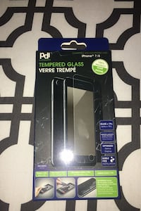 iPhone 7/8 (Tempered Glass) Screen Protector Kitchener, N2P