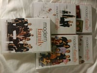 Modern Family Seasons 1-5 DVD New Albuquerque, 87109