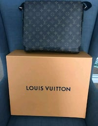 Authentic LV bag (box not included) Toronto, M9W 2X3