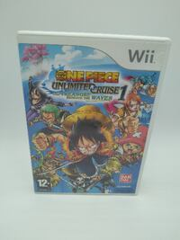 ONE PIECE UNLIMITED CRUISE 1 NINTENDO WII Madrid