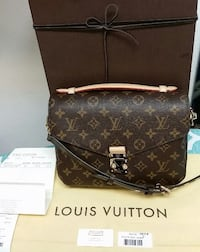 Mala Louis Vuitton Metis original LISBON