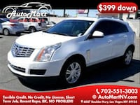 2014 Cadillac SRX for sale Las Vegas