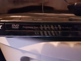 Awesome Sony DVD player
