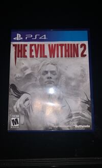 Evil Within 2 ps4 Chicago, 60659