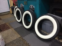 5.60-15 white wall tires Newport News