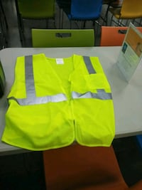 Construction  truck driver delivery vest